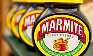 Start spreading the news ... Marmite's in your dinner.