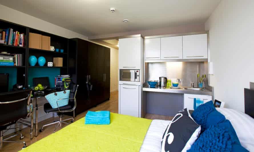 McLaren Property student accommodation.
