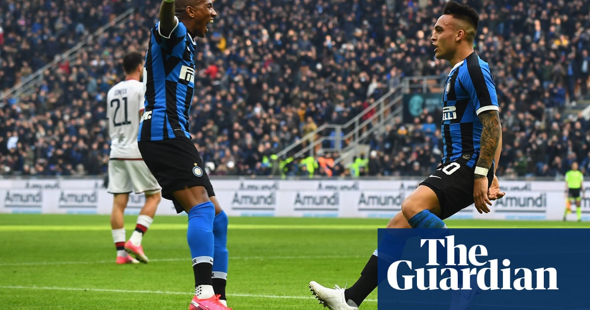 European roundup: Ashley Young notches assist on dramatic Inter debut