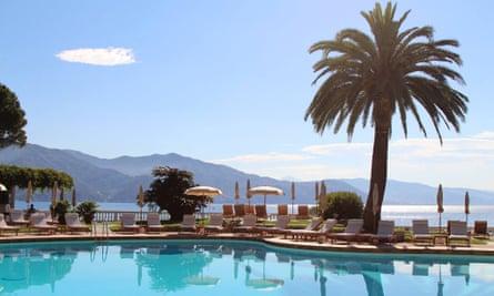 Hotel Miramare, Liguria, Italy