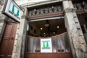 Bar Brasil, Lapa, Rio de Janeiro