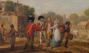 The King's Shilling, c.1770, unknown artist.