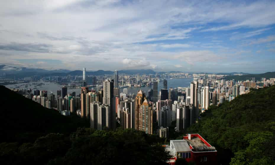 Hong Kong is one of the densest cities on earth. Now the government want to dig into surrounding hillsides.