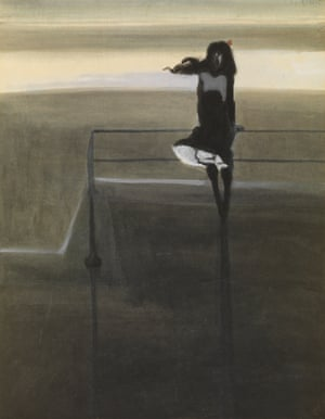 The Gust of Wind, 1904 by Léon Spilliaert.