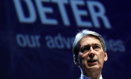 Philip Hammond brings message of cyber-fear to Microsoft