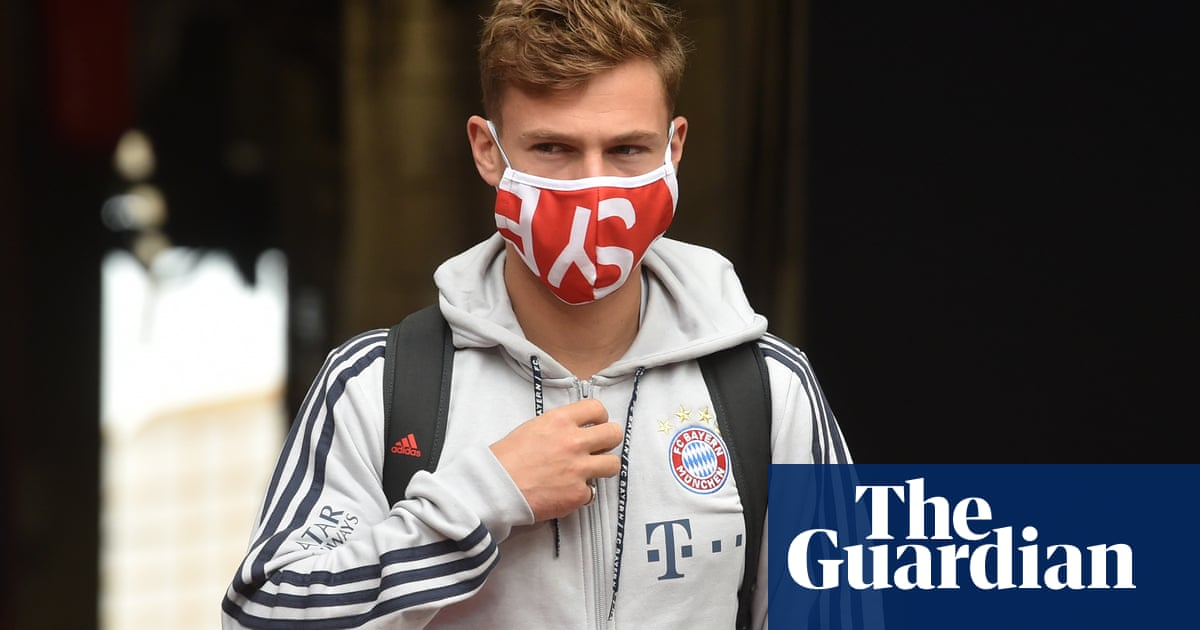 Joshua Kimmich: We have to wear masks, sit alone and shower at home