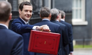 George Osborne announced the levy in his budget speech in parliament.