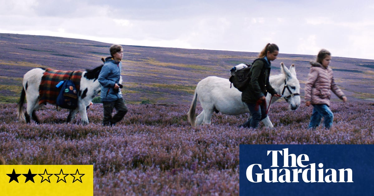The Runaways review – a bumpy escape … by donkey