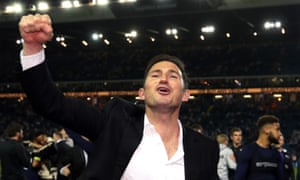 Frank Lampard is Chelsea's record goalscorer.