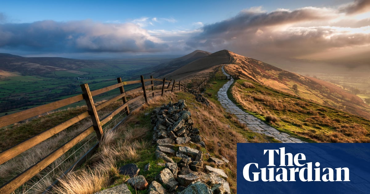 Peak District tells people to stay away as English return to beauty spots