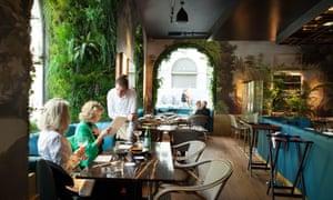 Zela Resturant, Covent Garden, London