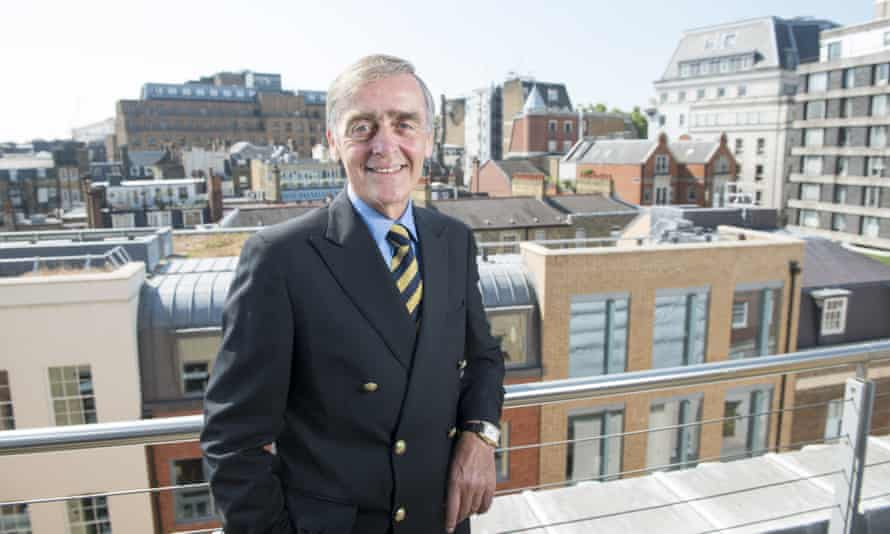 The Duke of Westminster in 2014. It was a profitable marriage in 1677 that secured boggy farmland in what became Mayfair and Belgravia that really cemented the Grosvenor family fortunes.