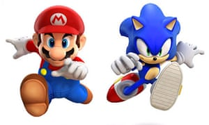 Old school: every gamer should try to experience Super Mario and Sonic the Hedgehog.