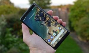 Google Pixel 2 XL review