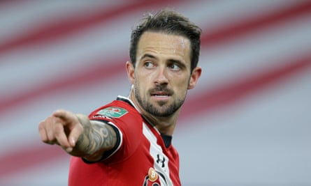 Danny Ings scored 22 goals last season for Southampton, who want the striker to sign a new contract.