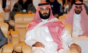 Saudi crown prince Mohammed bin Salman's power has been enhanced as others get fired.