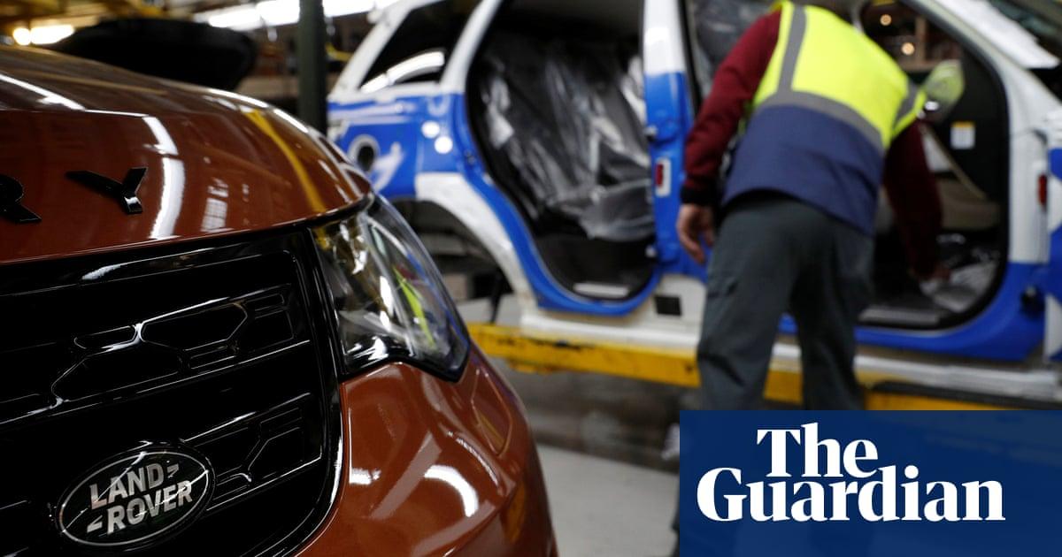 Jaguar Land Rover posts biggest quarterly loss of £3.4bn