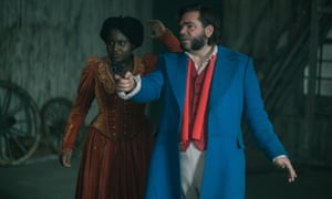 Year of the Rabbit review – silly and gleefully sweary