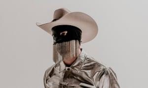 Rhinestone cowboy... Orville Peck