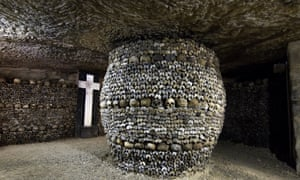 Fancy going to the empire of death on your next holiday for Overnight stay in paris