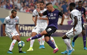 Efthymios Koulouris has made an instant impact at Toulouse.