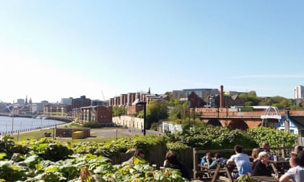The Free Trade Inn in Newcastle.