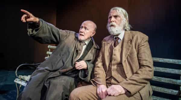 Niall Buggy and David Threlfall.