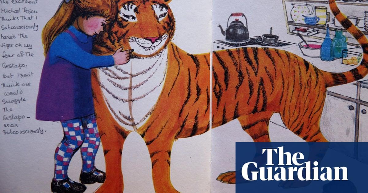 Top 10 Tigers In Children S Books Children S Books The Guardian