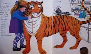 Judith Kerr's Tiger.