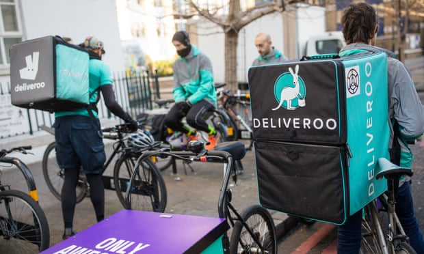 theguardian.com - Pippa Crerar - Gig economy workers' rights to be given boost in overhaul