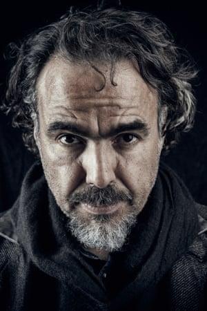 Film director Alejandro González Iñárritu