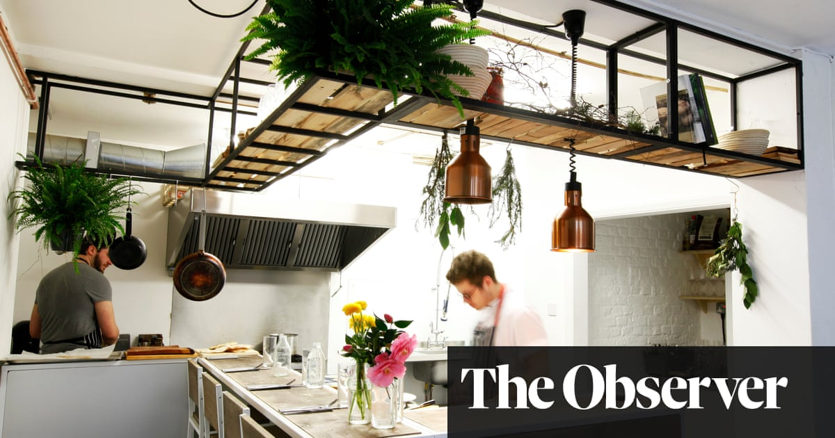 Native: restaurant review   Jay Rayner   Food   The Guardian