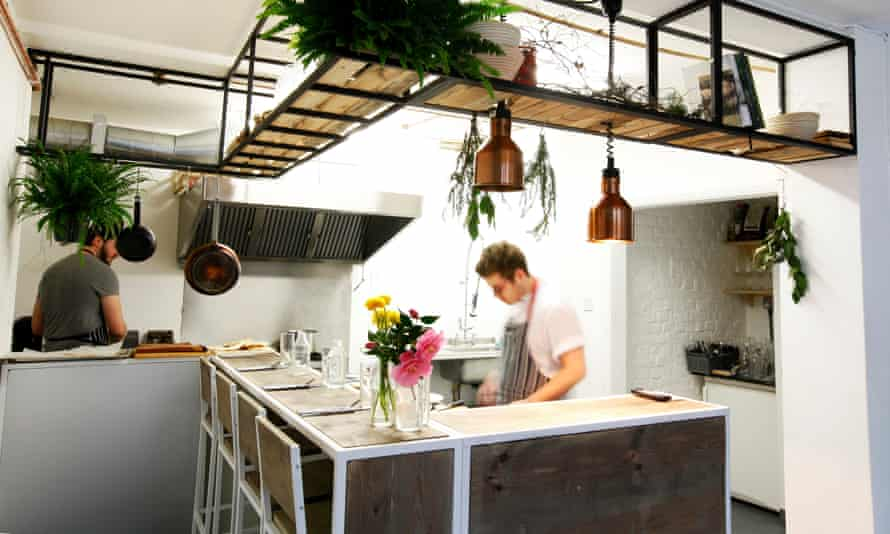 Native in Covent Garden, London: one of this year's Best Restaurant runners-up.