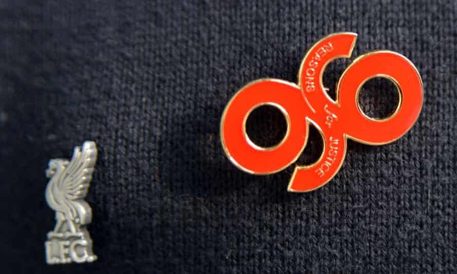 Hillsborough 96 logo