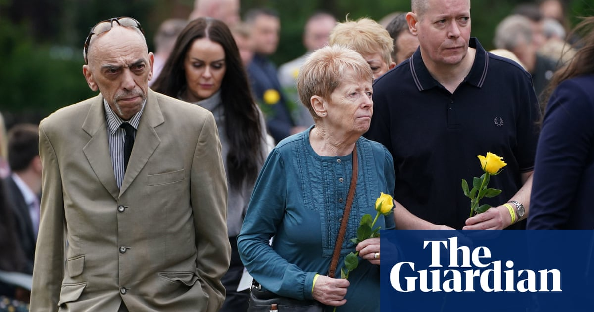 Reading terror attack victims remembered at memorial one year on