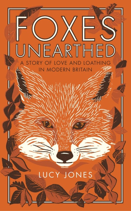 Foxes are even stealing into our books ... Foxes Unearthed by Lucy Jones