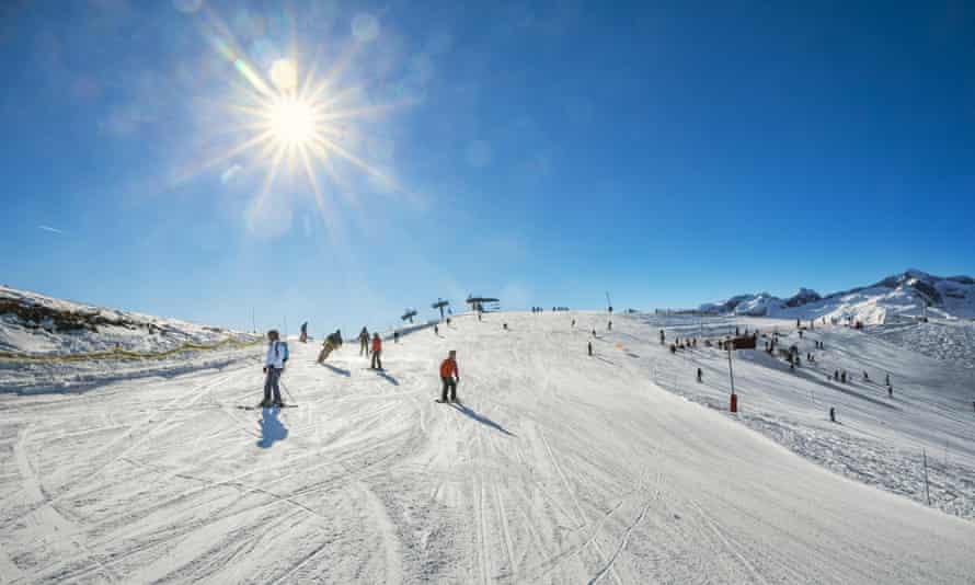 Luchon-Superbagnères ski resort