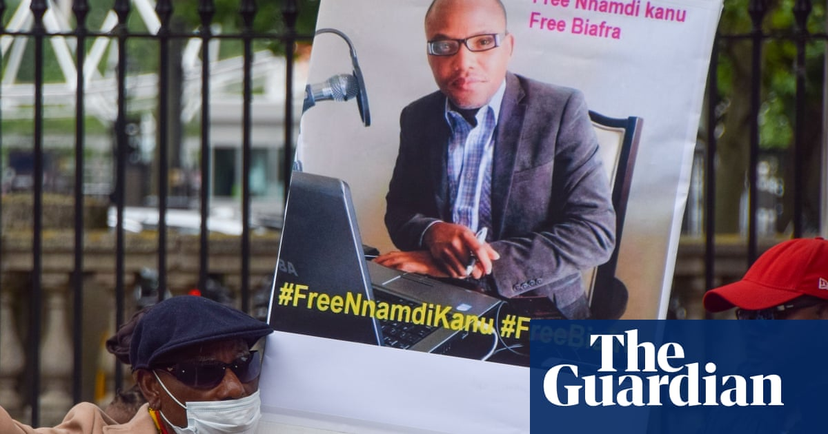 Biafra separatist leader abducted by Nigeria from Kenya, say family