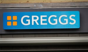 Greggs' first drive-through opened in Irlam, Greater Manchester, in June.