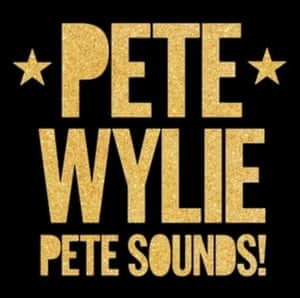 The sleeve of Pete Wylie's Pete Sounds!