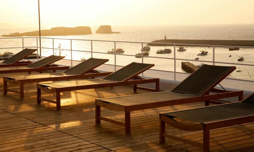 Memmo Baleeira Hotel, Sagres, Algarve, Portugal