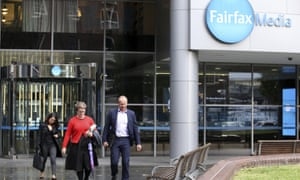 Nine's takeover of Fairfax