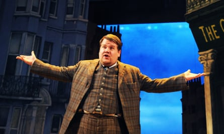 Corden in One Man, Two Guvnors.