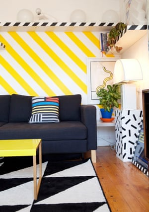 Tenant S Extras Camille Walala S Dazzling Interiors