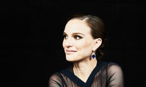 Natalie Portman … 'It was so complicated for her to have such a public identity.'