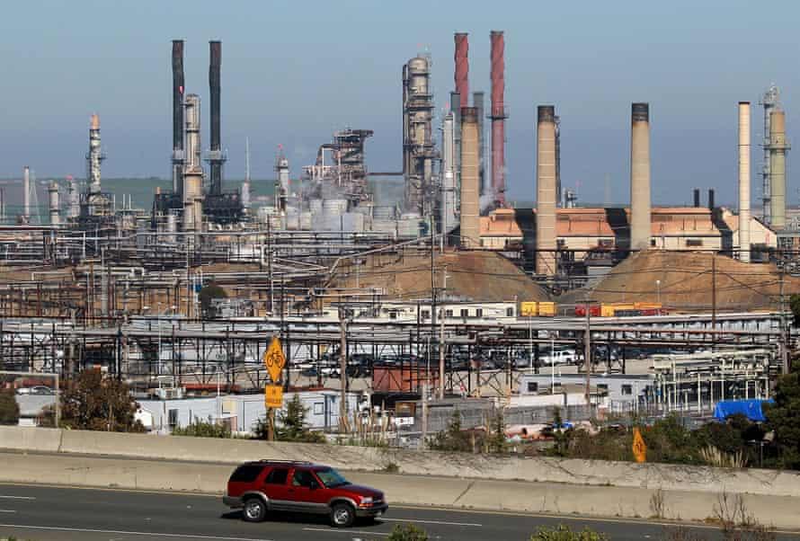 Chevron remains Richmond's top employer, providing nearly 3,500 jobs.