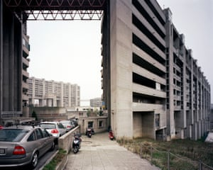 Rozzol Melara, Trieste, Italy, 1969–1982