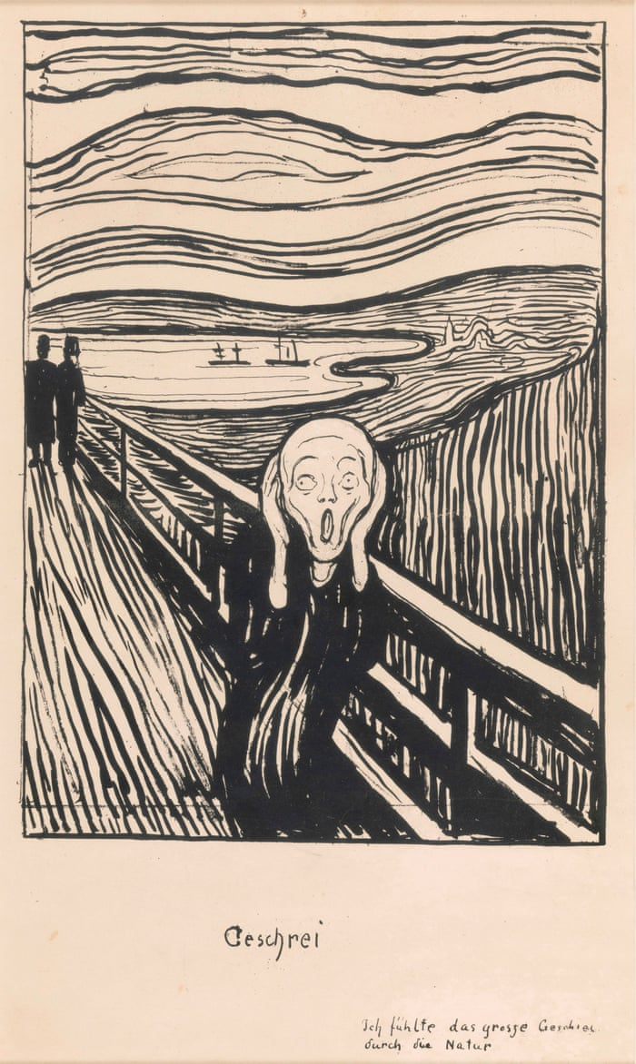 How The Scream became the ultimate image for our political