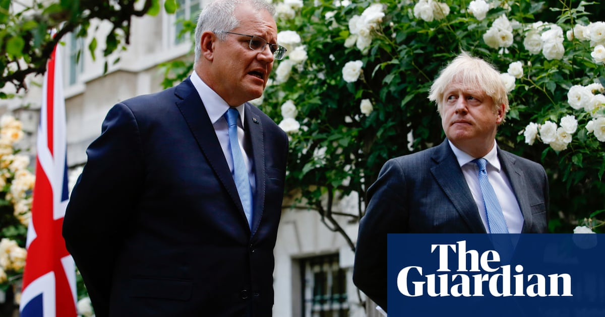 Unions demand detail of Australia's free trade deal with UK citing concerns for workers