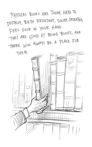 Page 12 of Neil Gaiman and Chris Riddell's book Art Matters. ART MATTERS by Neil Gaiman, illustrated by Chris Riddell is published by Headline on 6th September